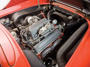 1957 Chevrolet Corvette Airbox COPO Race Car